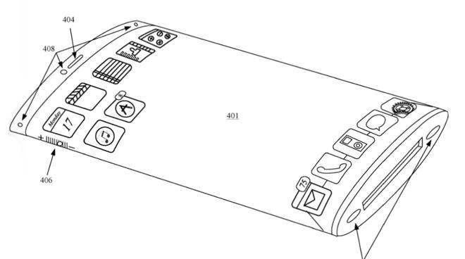 iphone ecran pliabil