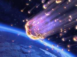 nasa meteoriti viata univers