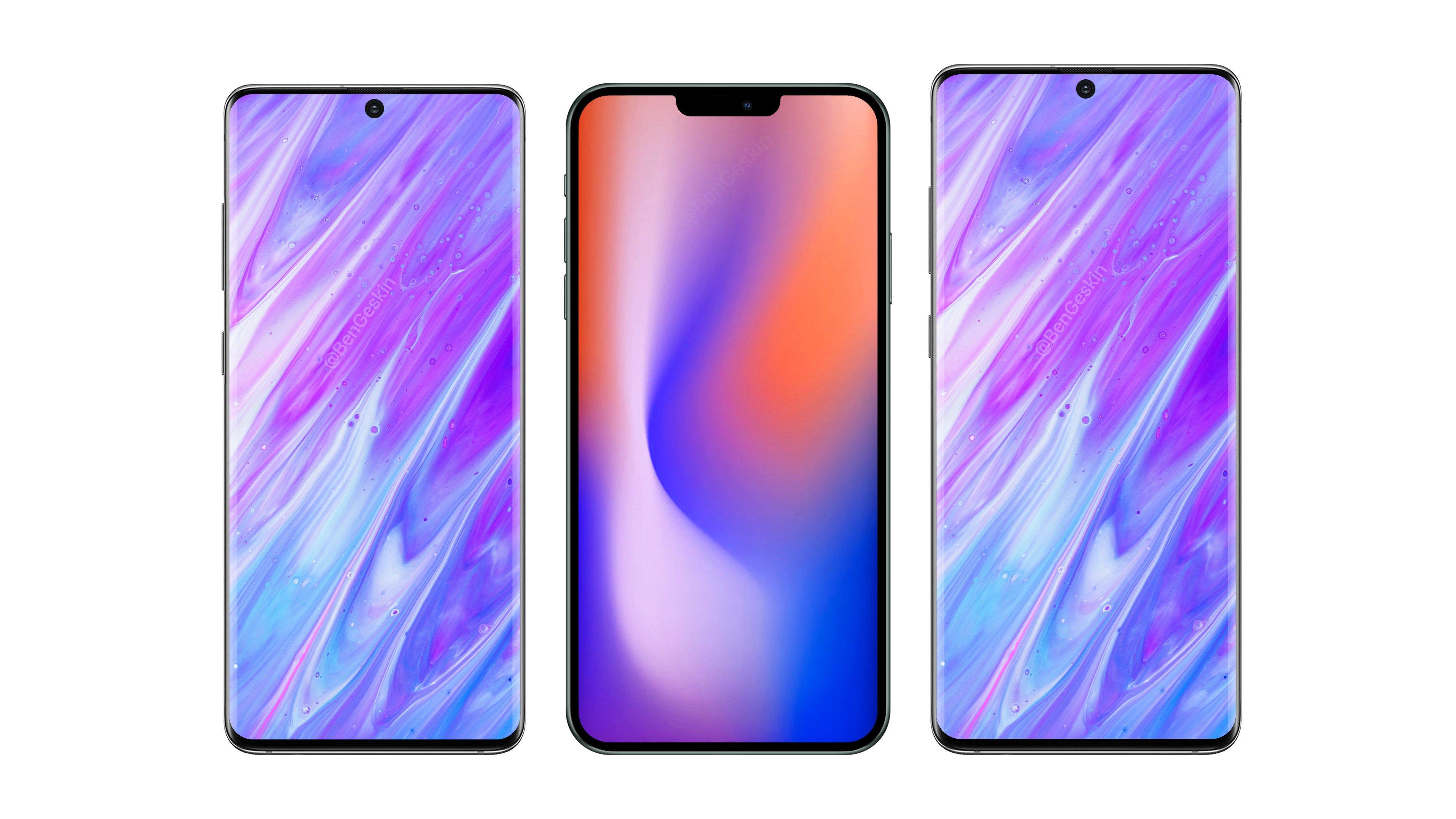 samsung galaxy s11 comparat iphone 12 decupaj