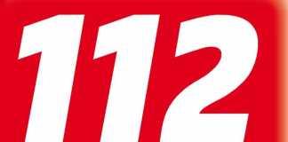 112 anunt sts