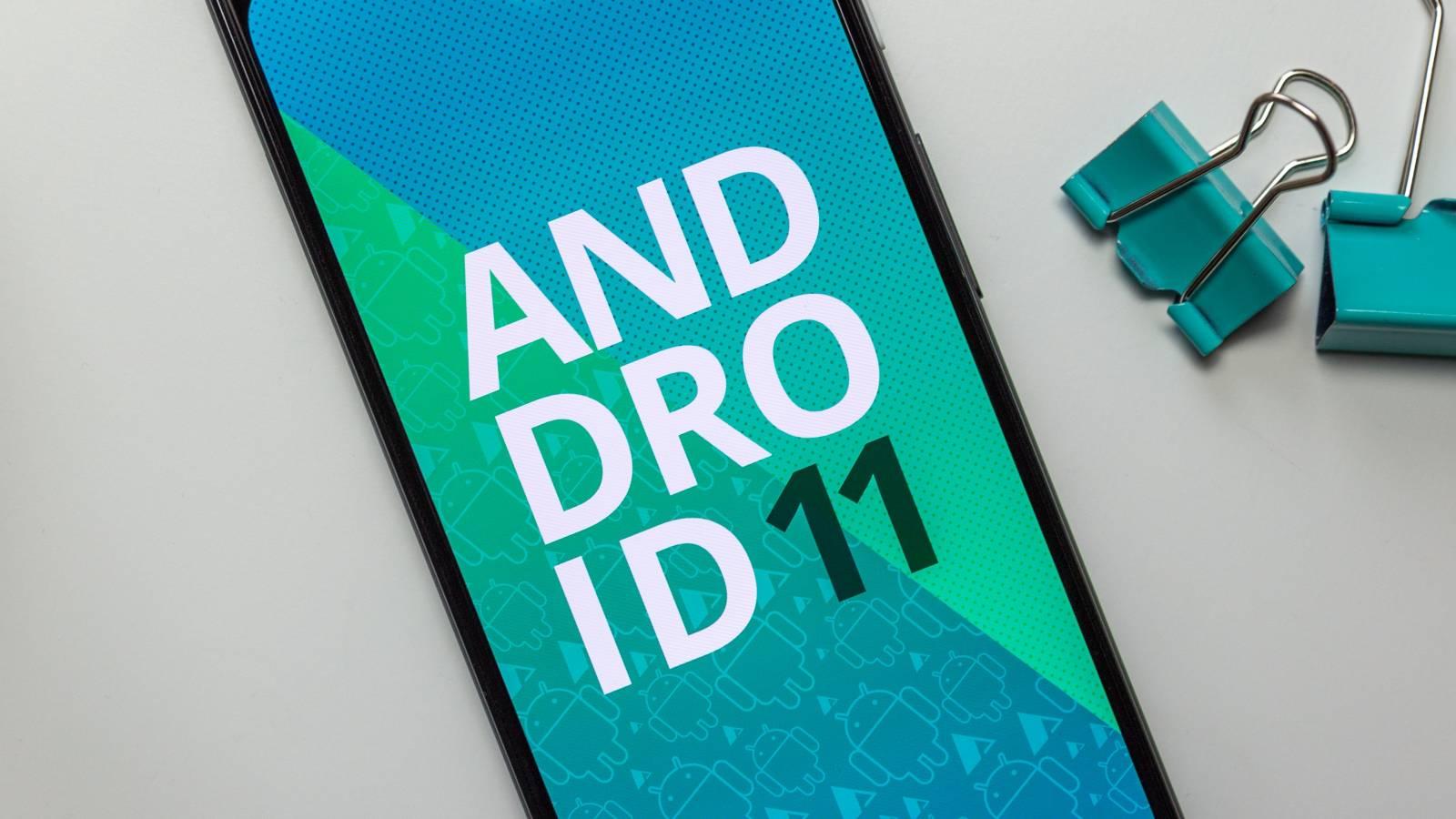 Android 11 copia ios