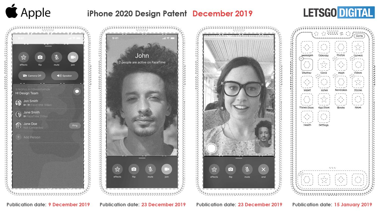 Apple brevet de inventie iphone decupaj