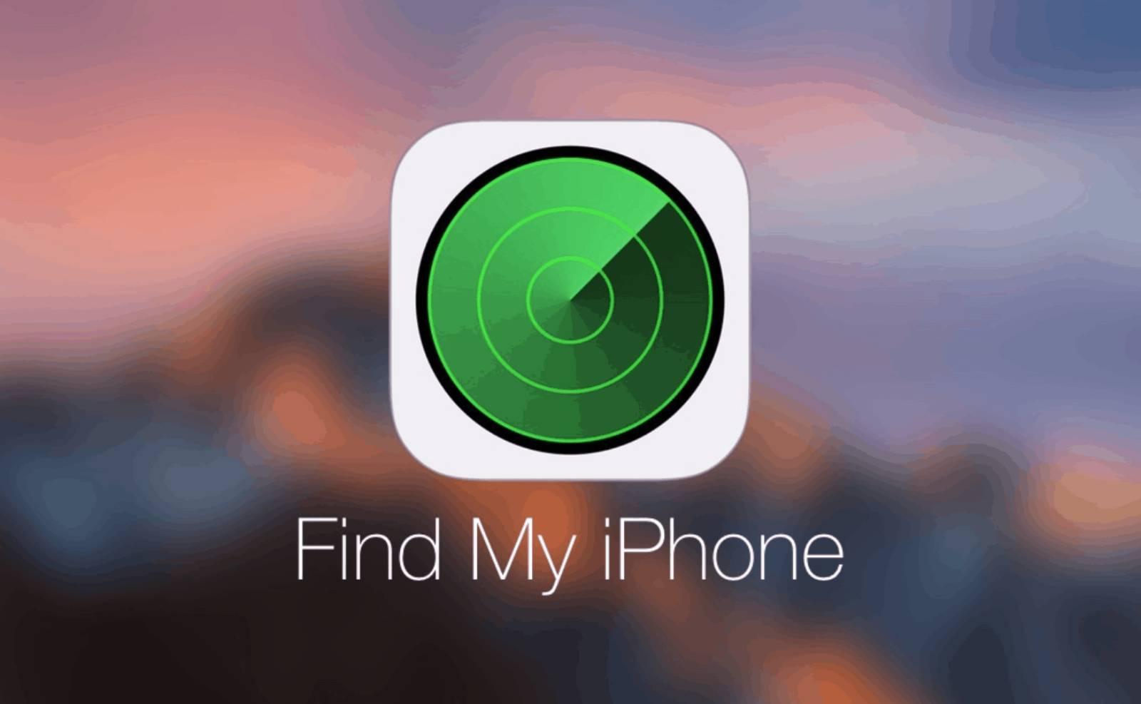Find My iPhone Gasit Masina FURATA