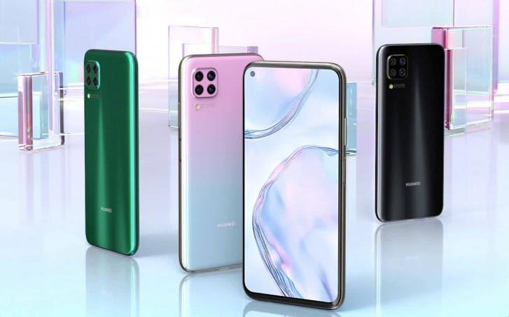Huawei P40 Lite clona iphone 11 pro