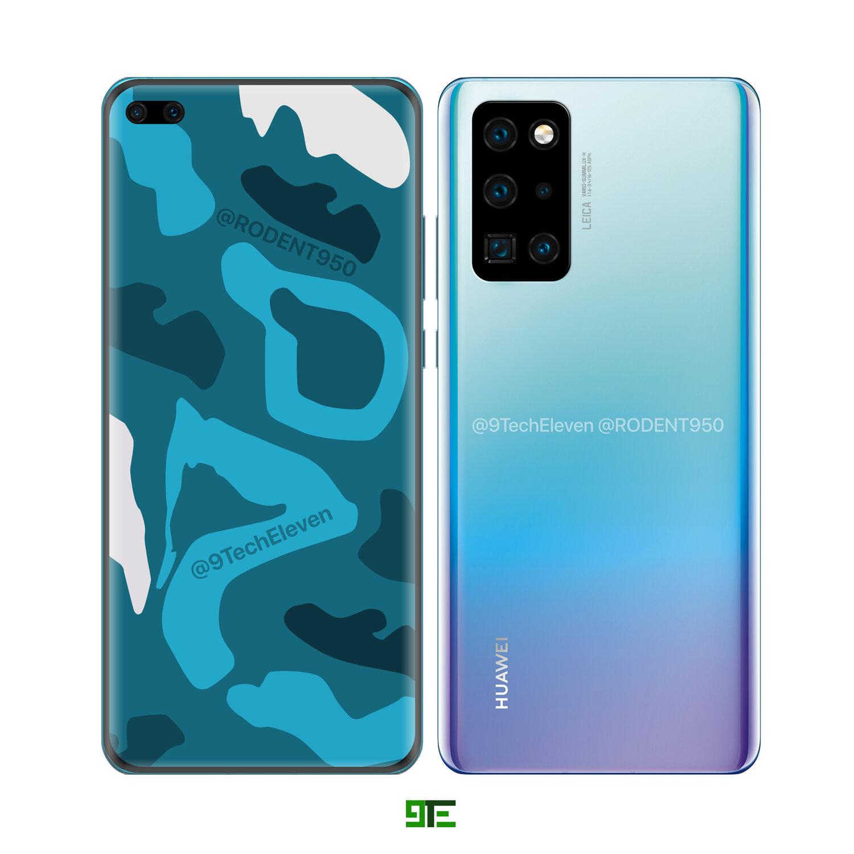 Huawei P40 PRO GALAXY S20 clona