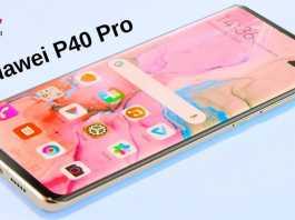 Huawei P40 Pro baterie grafen