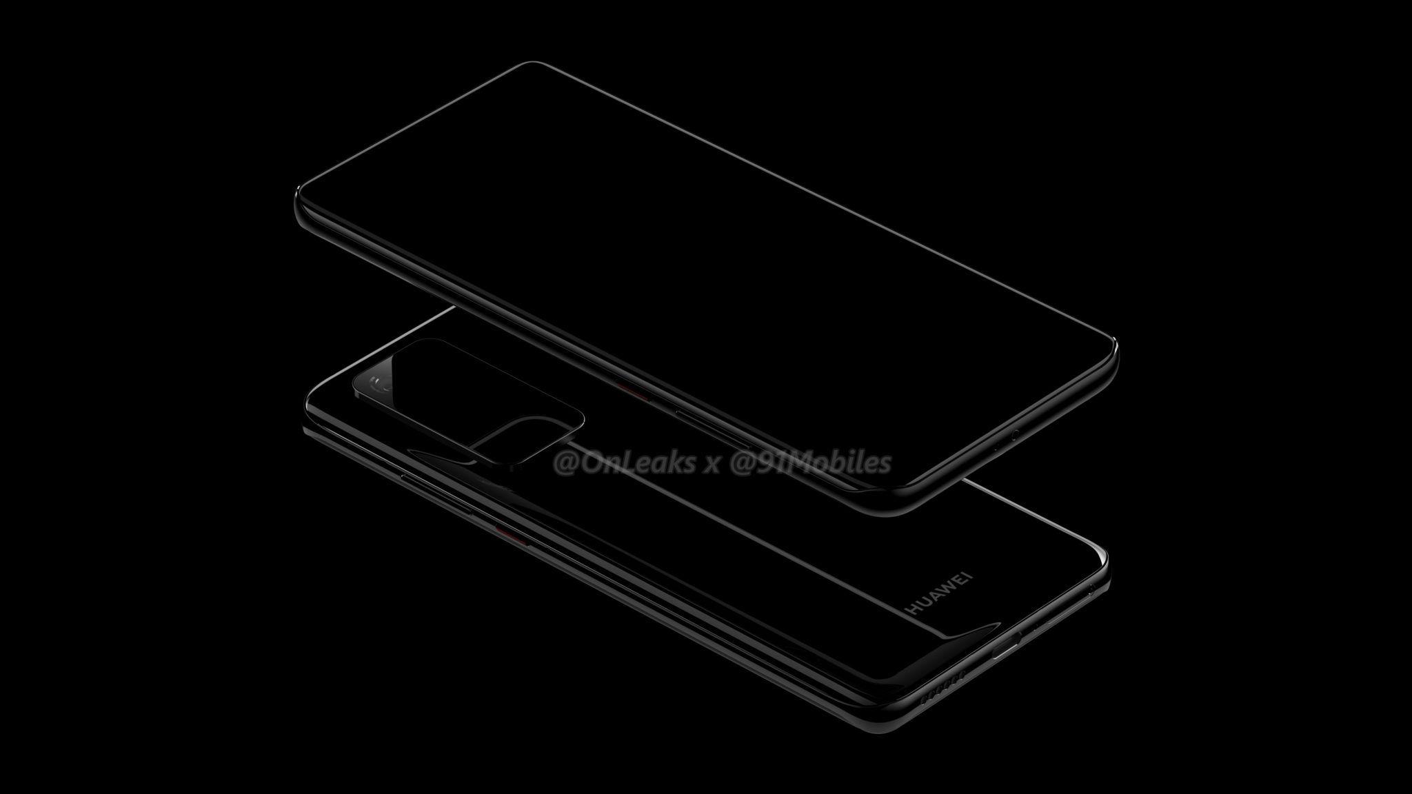 Huawei P40 Pro clona samsung galaxy s11