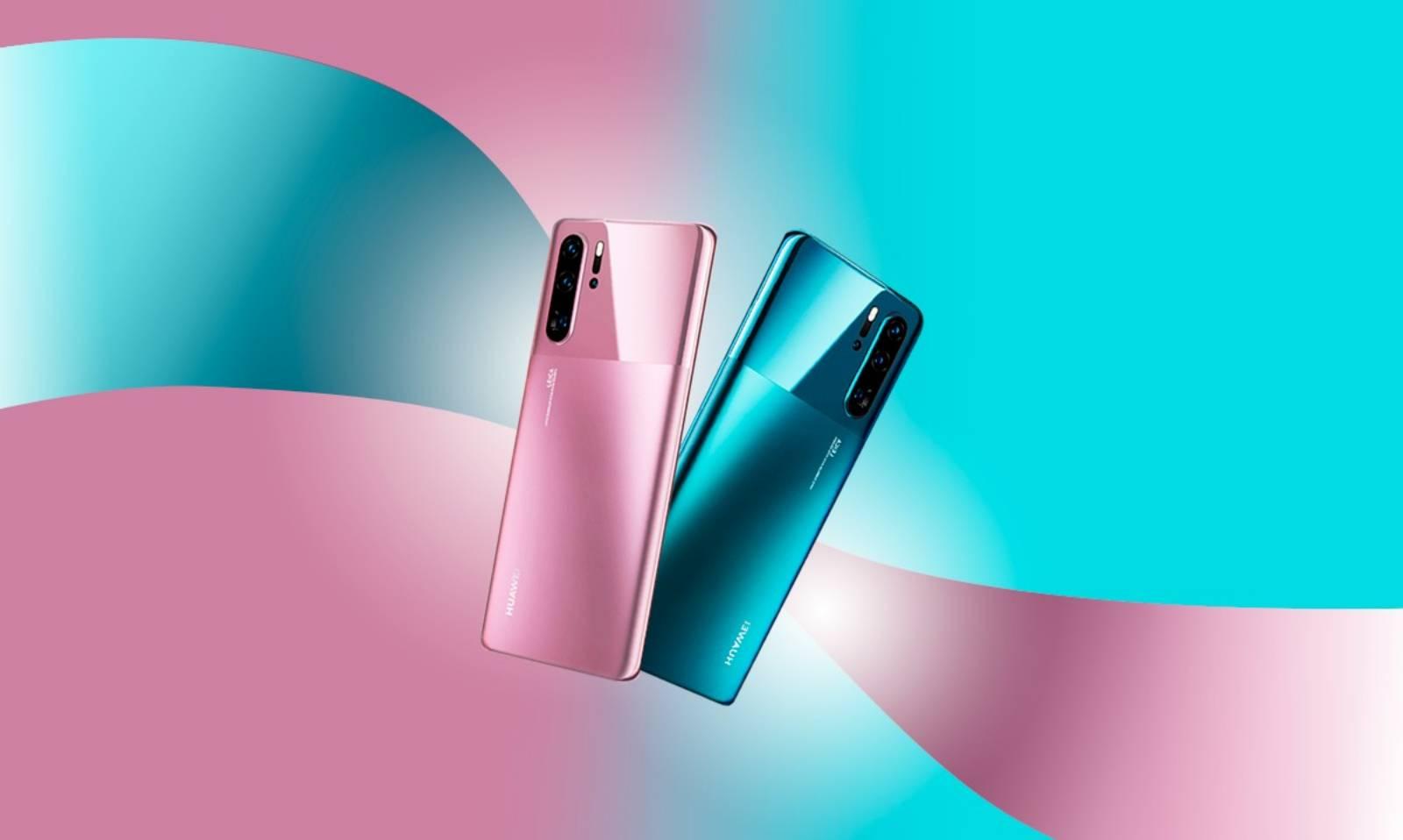 Huawei P40 Pro design
