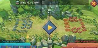 Lords Mobile War Kingdom