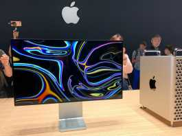 Mac Pro 2019 si Pro Display XDR