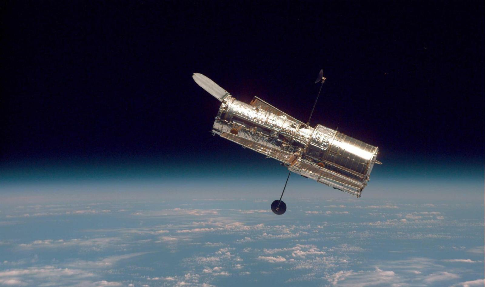 NASA Imagine INCREDIBILA Hubble