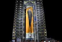 NASA PUTERNICA Racheta Test EXPLOZIV