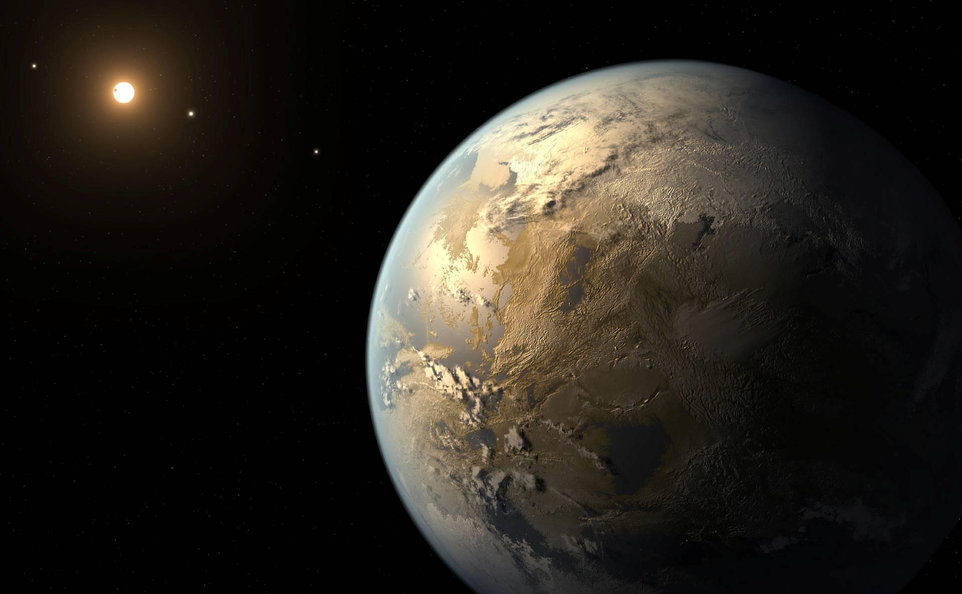 NASA nou pamant
