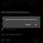 Netflix Functie SPECIALA Utilizatori continue watching