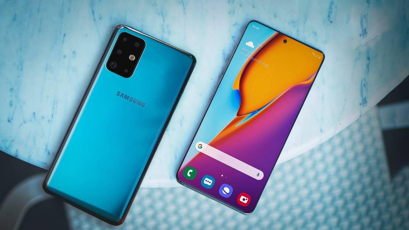 PREMIERA Samsung GALAXY S11 Schimbare EXCLUSIVA