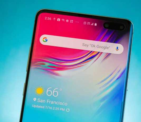 PRIMELE IMAGINI Samsung GALAXY S11 UNITATE REALA