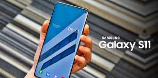 Samsung GALAXY S11 Plus inovatie