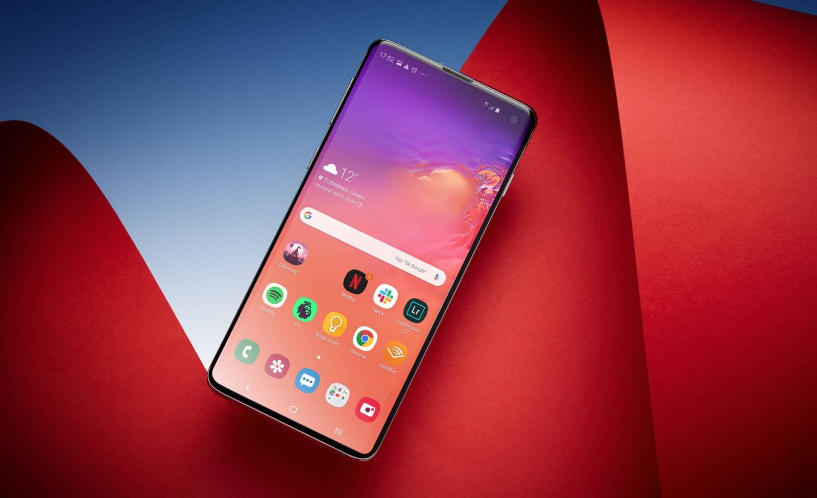 Samsung GALAXY S20 greseala