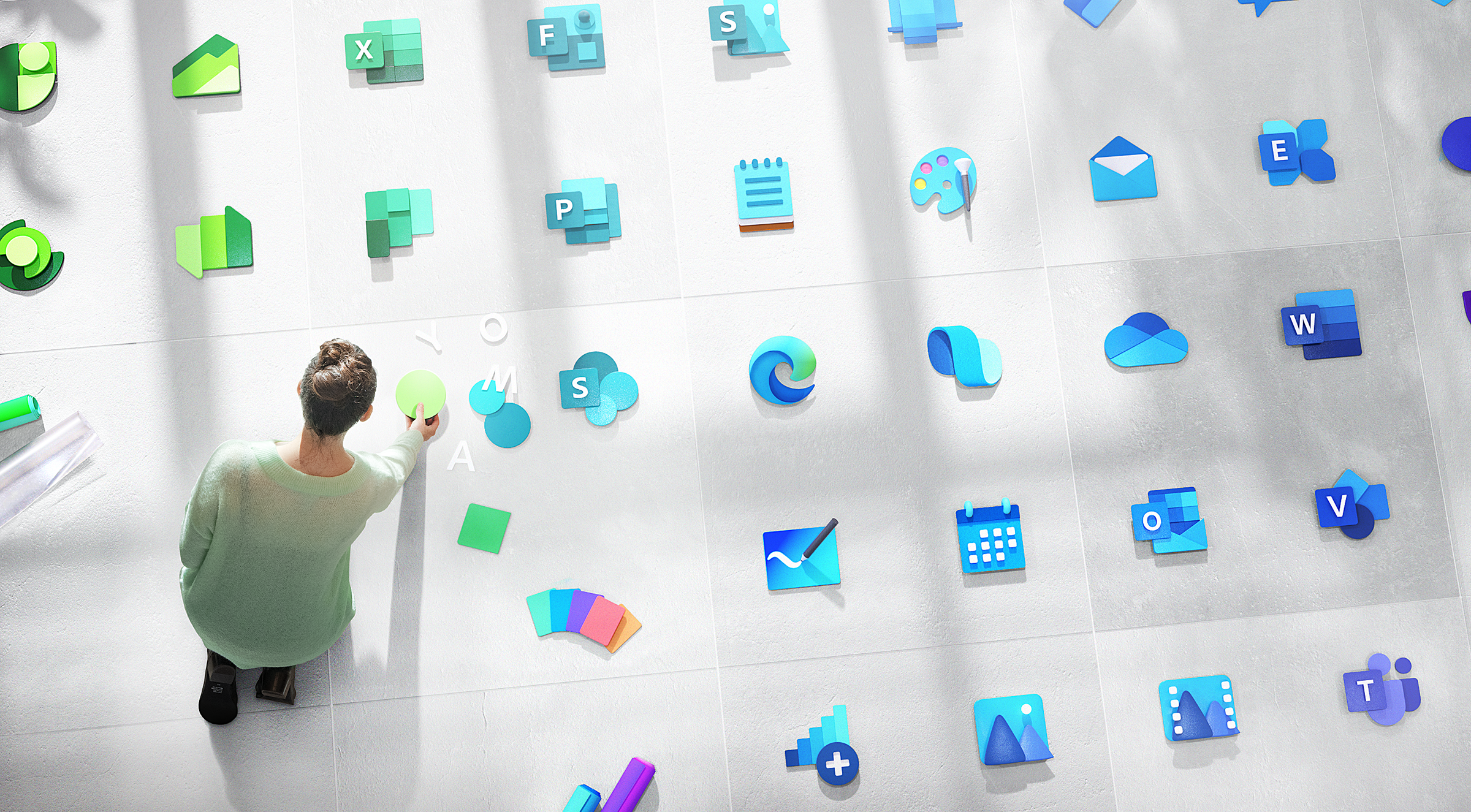 Windows 10 iconite noi