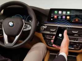 carplay gratuit BMW