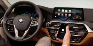 carplay gratuit BMW