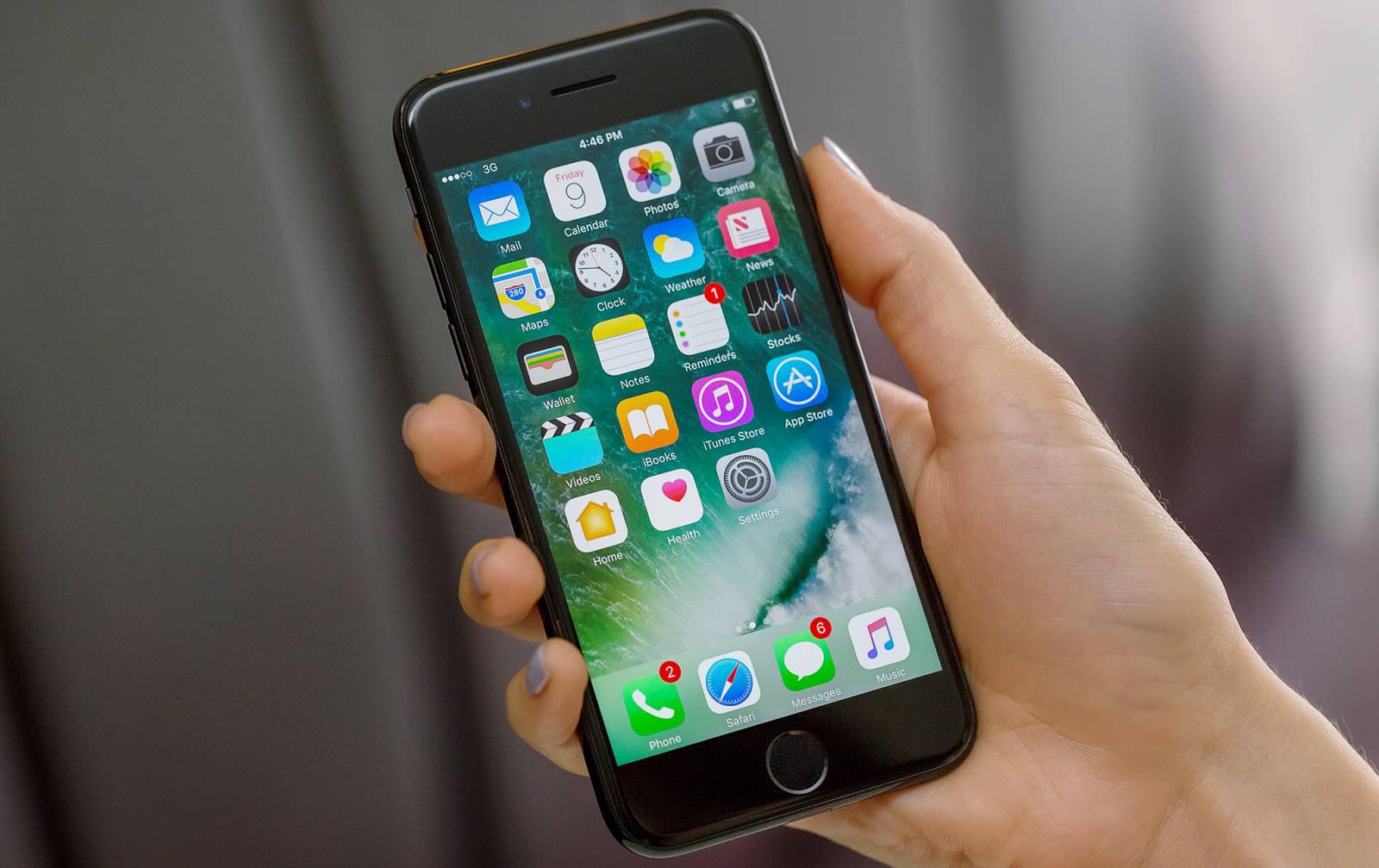 eMAG Telefoanele iPhone 7 cu REDUCERI de 1900 de LEI in Romania