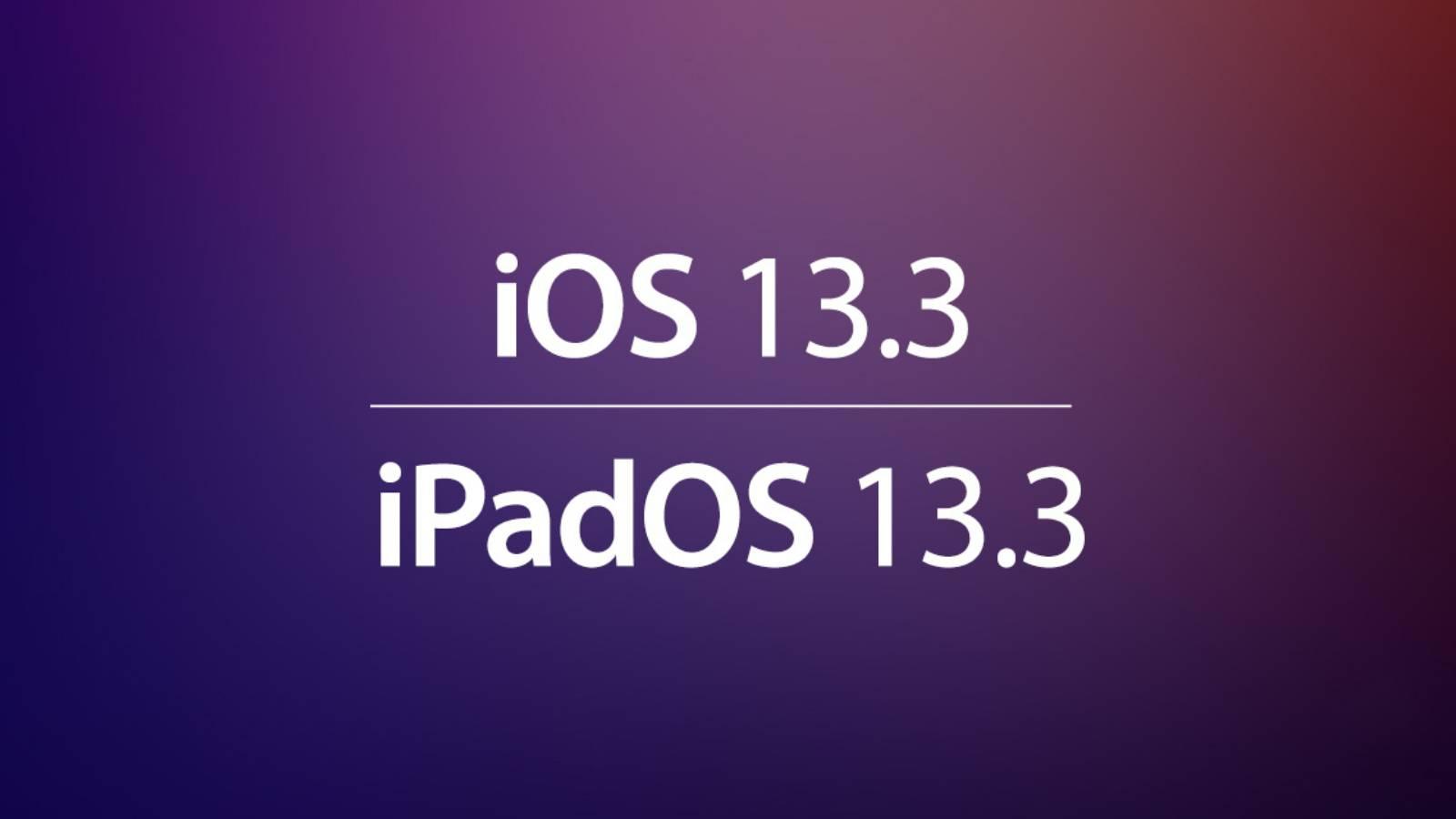 iOS 13.3 Rezolva o PROBLEMA CRITICA. DE CE sa Faci UPDATE ACUM!