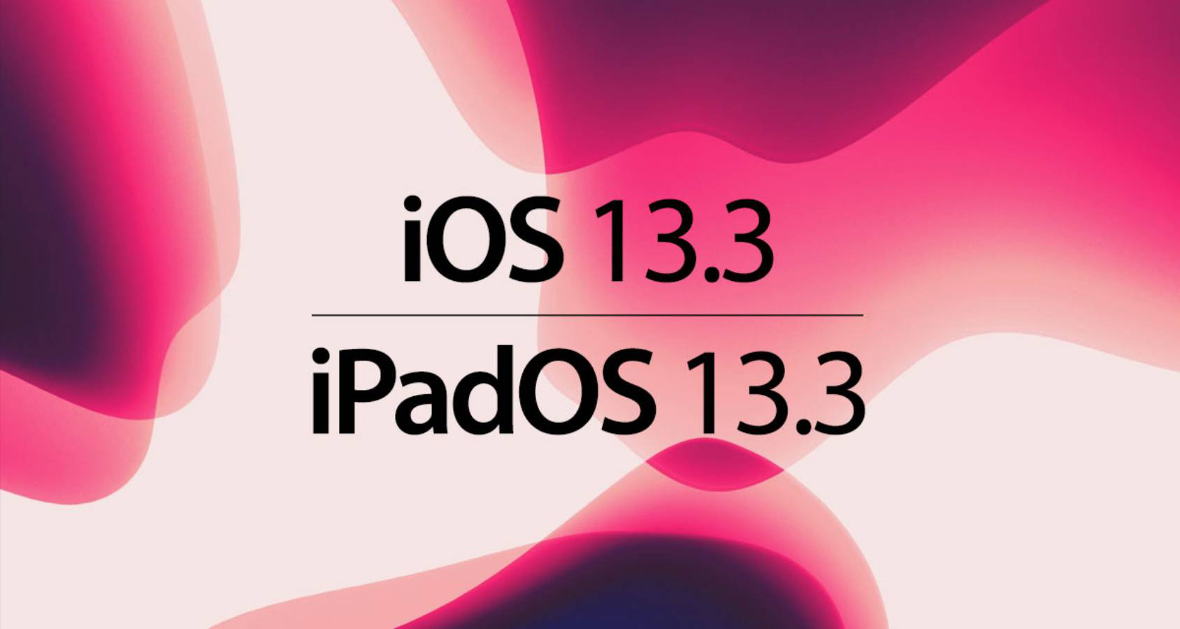 iOS 13.3.1 noutati