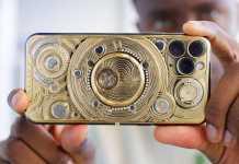iPhone 11 Pro aur diamante
