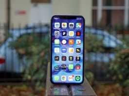 iPhone enclava securizata sparta