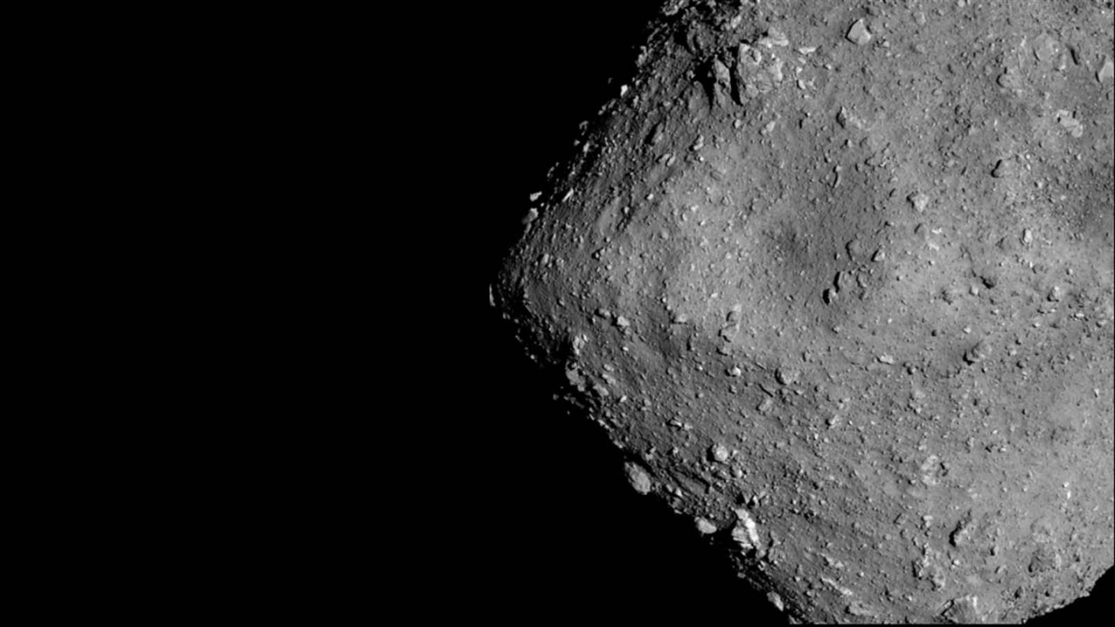 japonia asteroid ryugu sonda