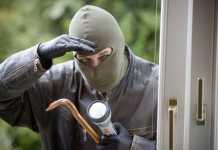 politia romana furt locuinte