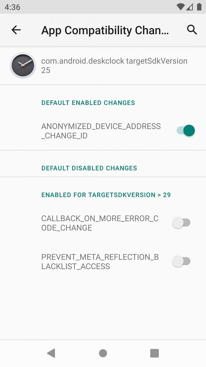 Android 11 testare compatibilitate aplicatii
