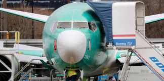 Boeing PROBLEME 737 Max