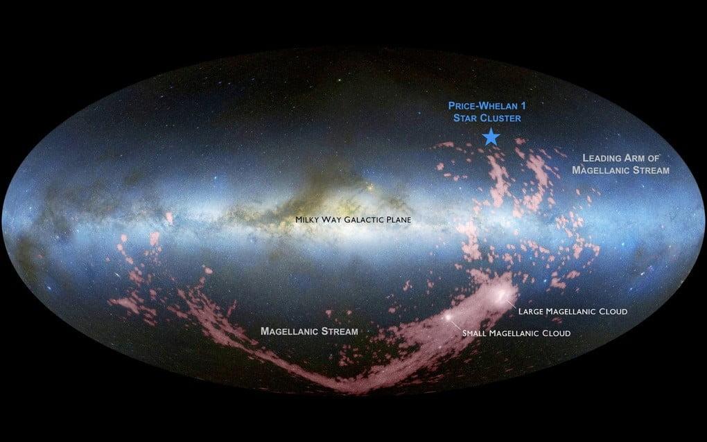 Calea Lactee noi stele