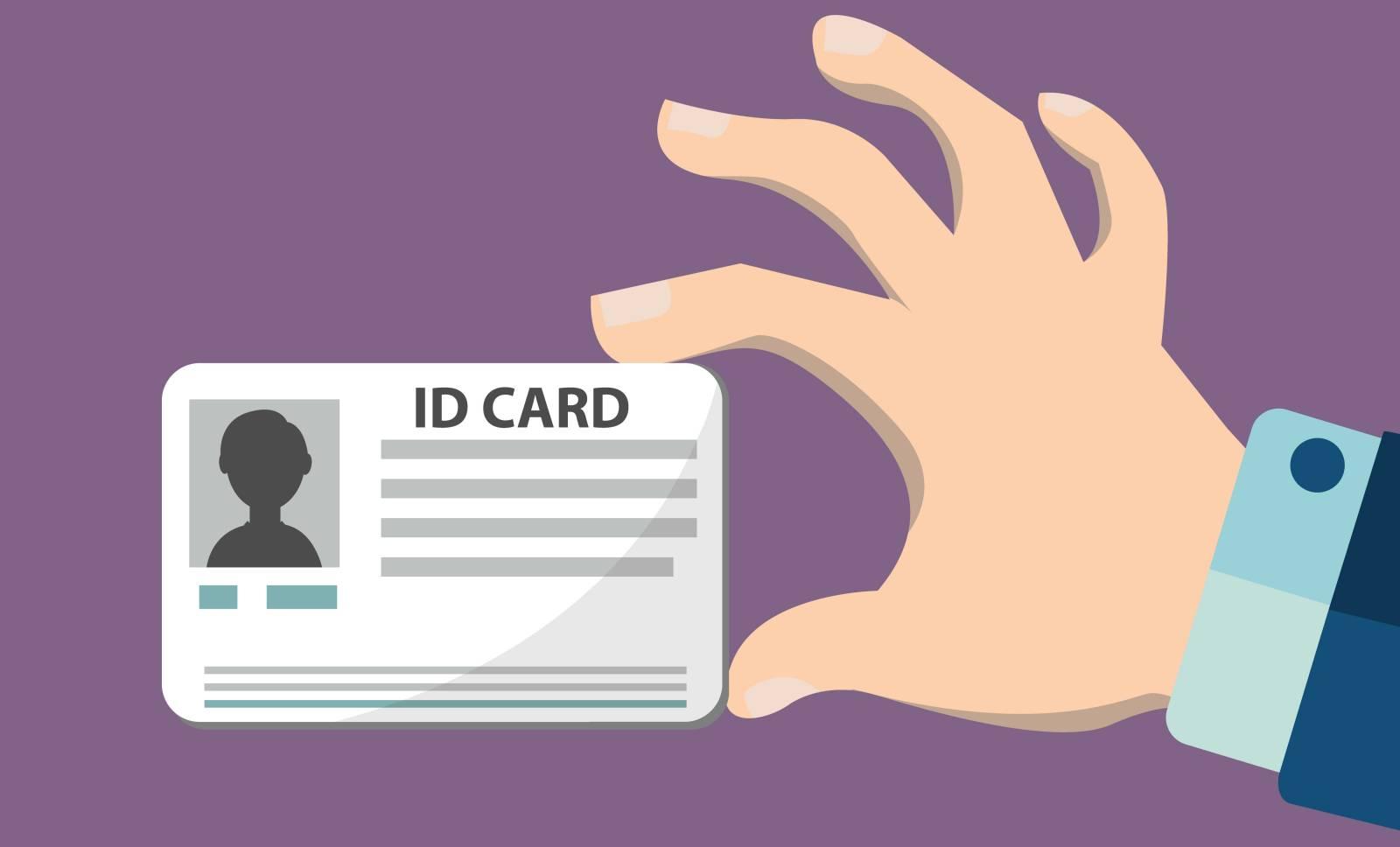 Cartile de Identitate cu Cip amprente