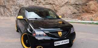 Dacia Logan rs bmw mercedes