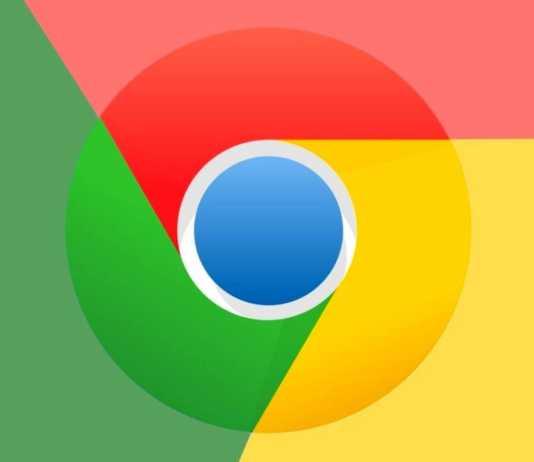 Google Chrome cookie reclame