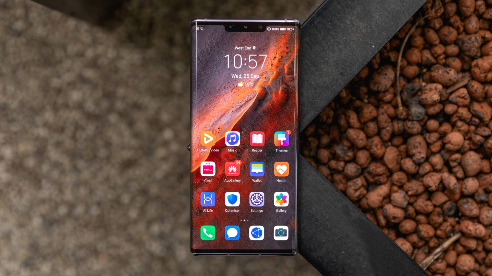 Huawei MATE 40 Pro inovatie iphone 12