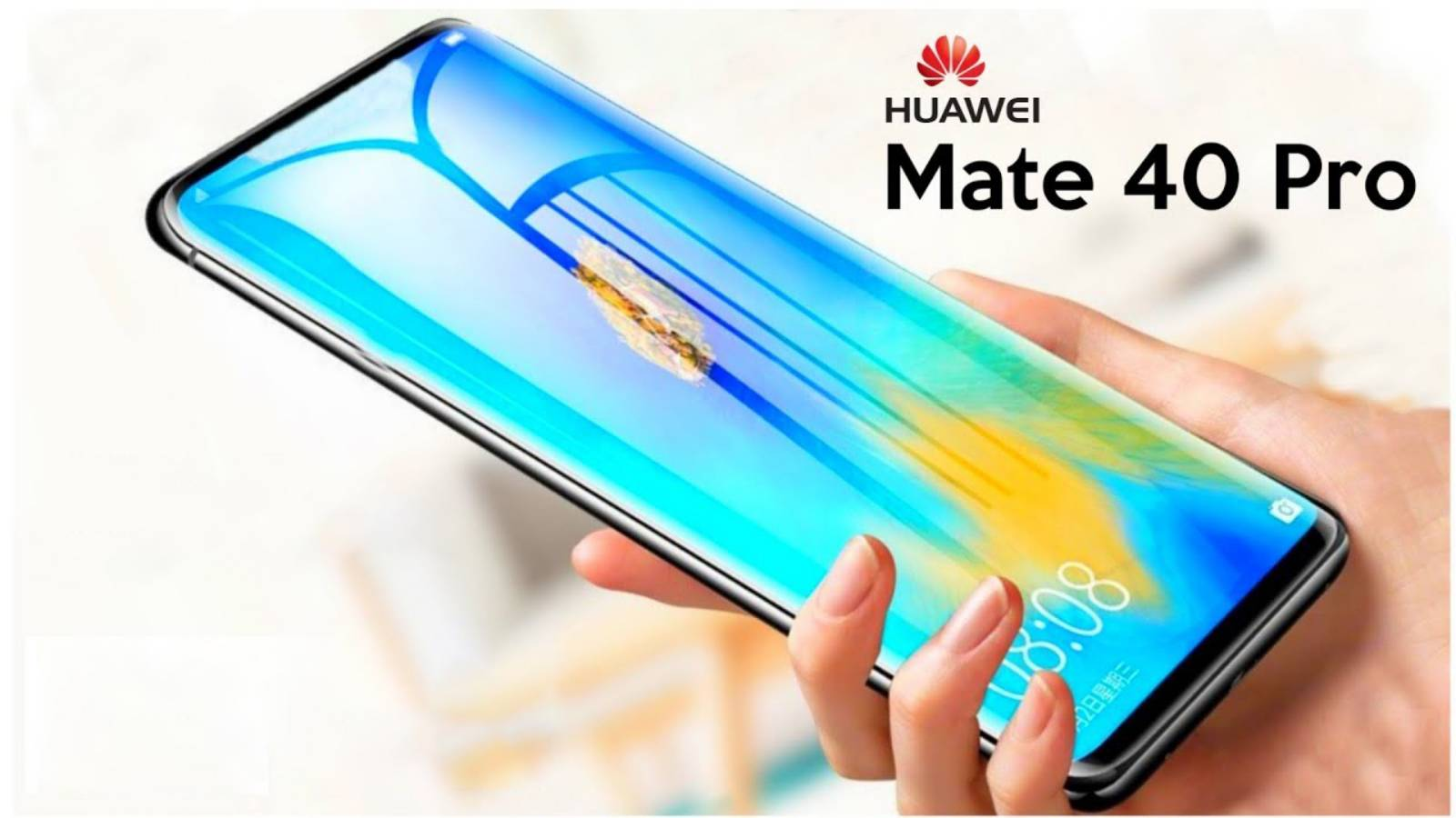 Huawei MATE 40 Pro veste