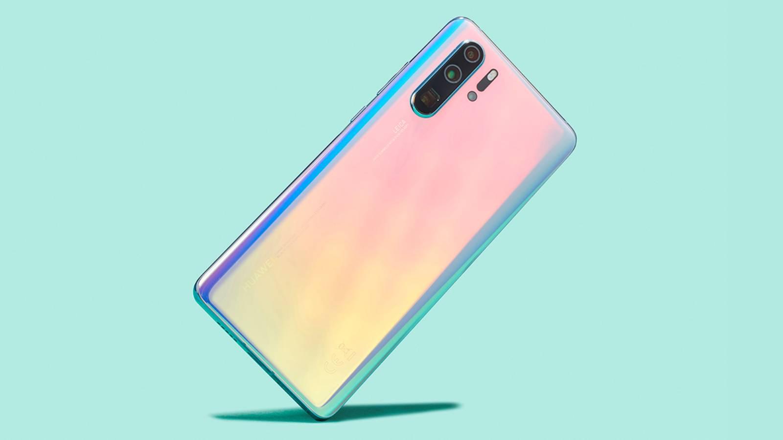 Huawei P40 foto design