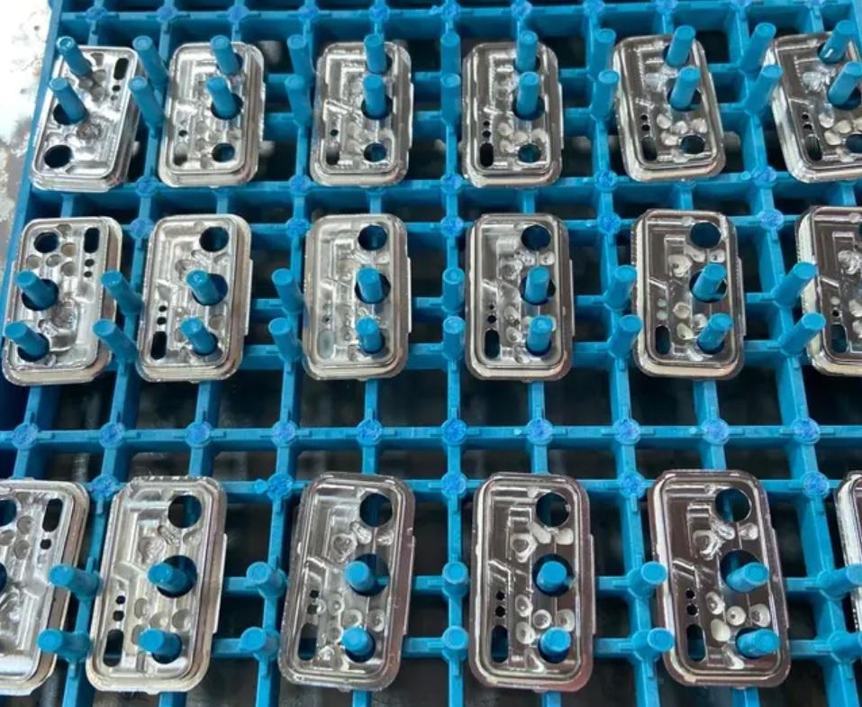 Huawei P40 imagine modul camera