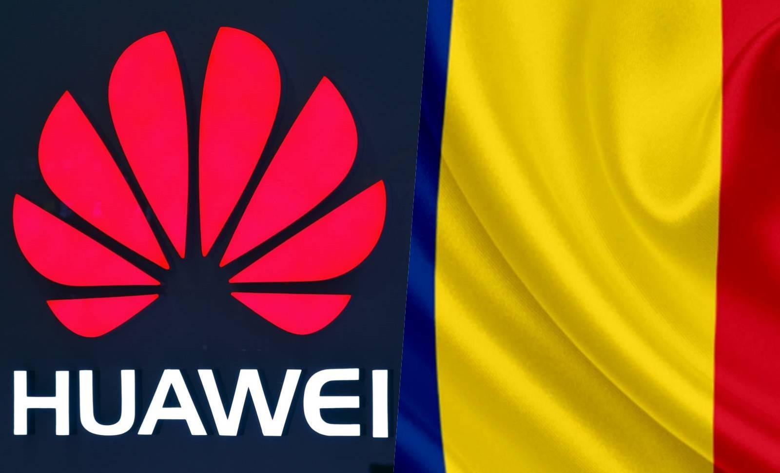 Huawei situatie romania 2020