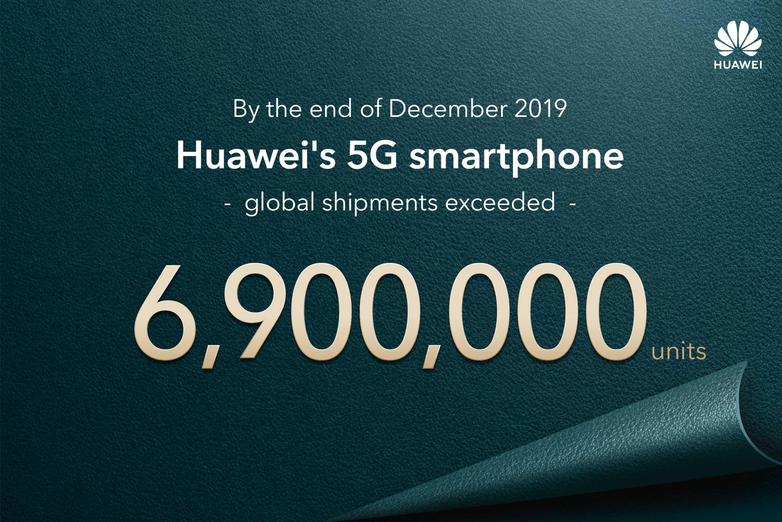 Huawei telefoane 5G 2019