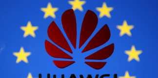Huawei zguduit germania