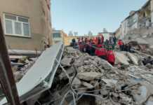 ISU victime daramaturi cutremur