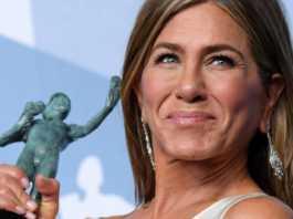 Jennifer Aniston premiu