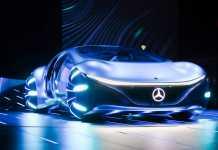 Mercedes-Benz avatar