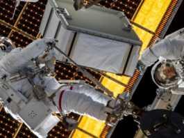 NASA live video iss