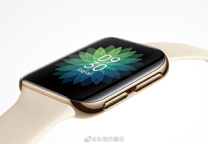 OPPO clona Apple Watch